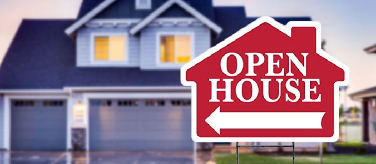 Open Houses are BACK!!!