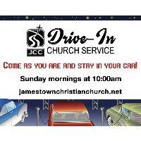 JCC Drive-In Church