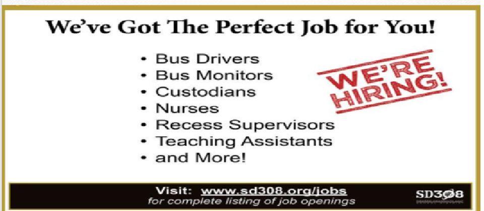 Job Opportunity-Oswego School District