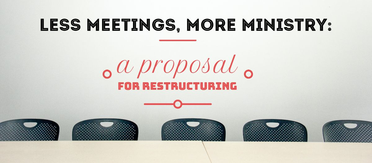 A Proposal for Restructuring