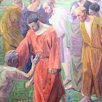 Compassion and Anger: Two Versions of Jesus and the Leper (Mark 1:40-45)