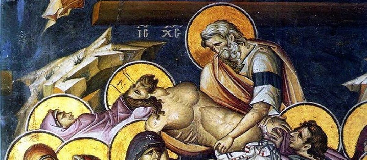 Arimatheans: a Reflection for my Fellow Priests During the Second Holy Week of Pandemic