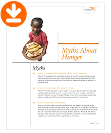Myths About Hunger