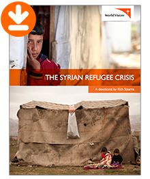 Syrian Refugee Crisis Devotional