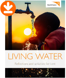 Living Water Lent Curriculum