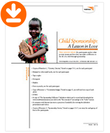 Child Sponsorship - A Lesson in Love