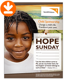 Hope Sunday Poster