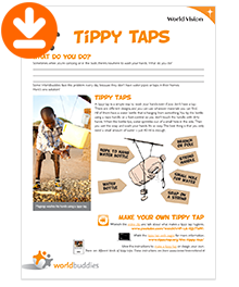 World Buddies Tippy Tap