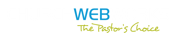 Church Web Works Logo The Pastor's Choice
